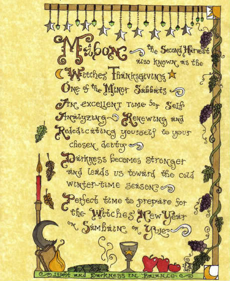 Mabon Comments & Graphics